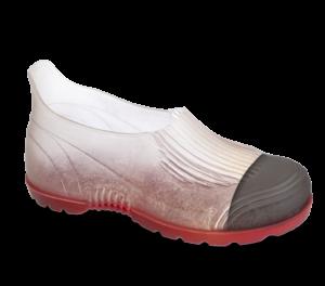 calzado para visitantes y personal temporal