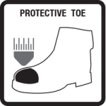 protective toe