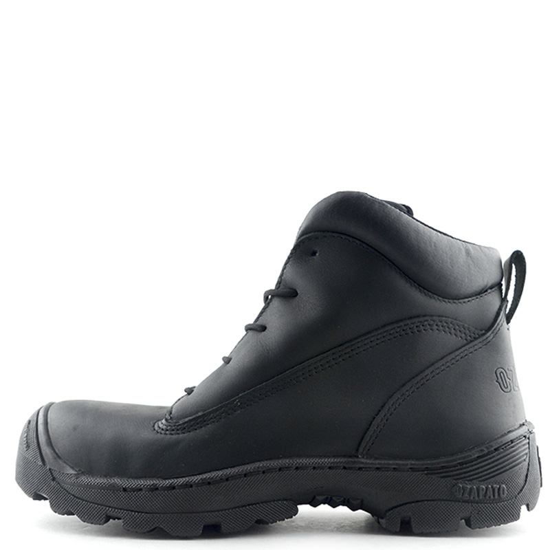 Hybrid 02 botas antideslizantes de color negro