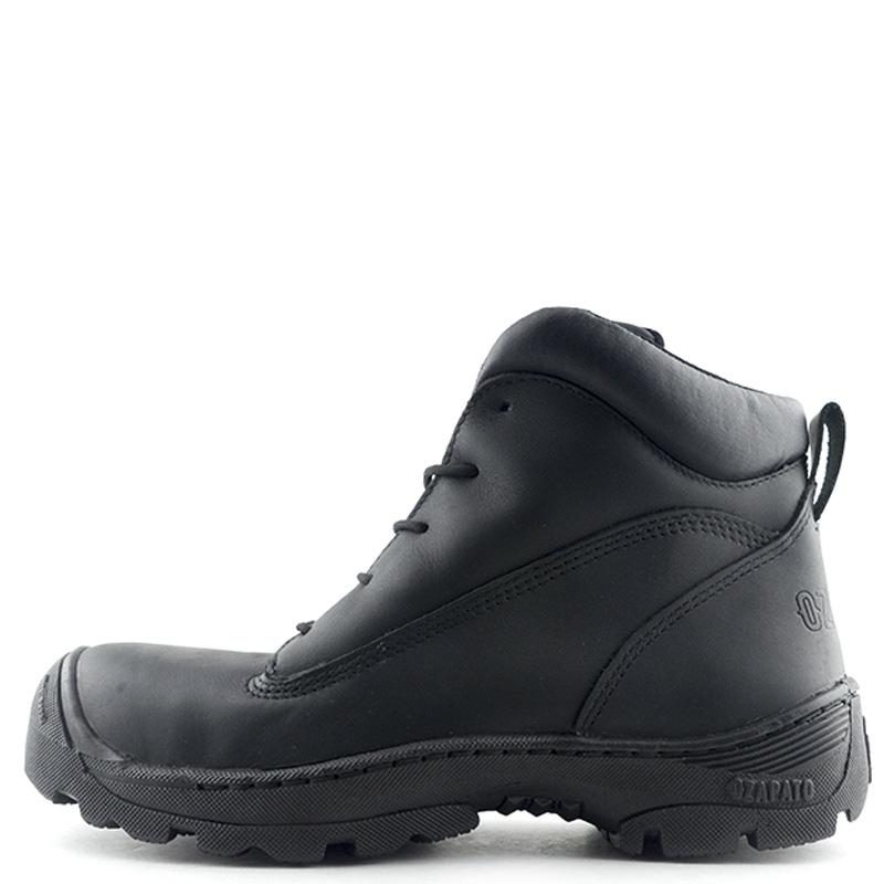 Hybrid 02 Black, son botas para la construcción en República Dominicana