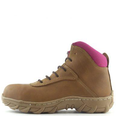 Lady 04 desierto botas para mujeres.