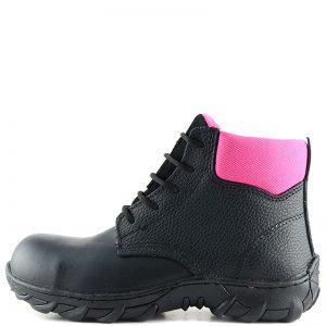 Lady 5 botas de seguridad para mujeres en México