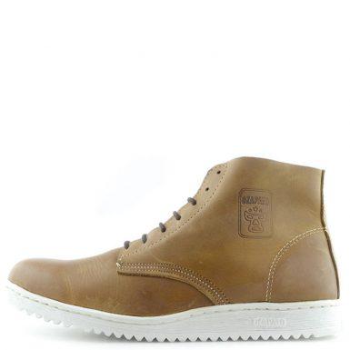 Yooko 03 desierto zapatos de trabajo de color beige.