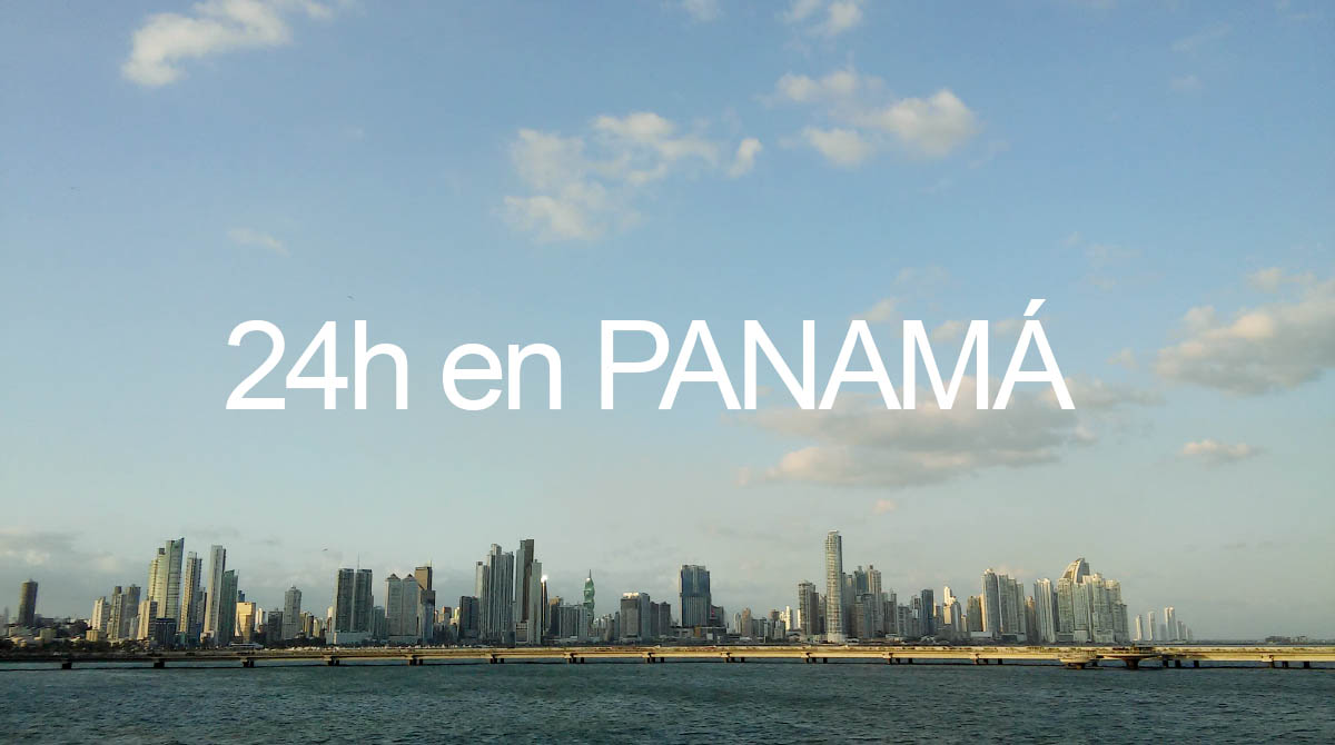 24h en Panamà - Ozapato