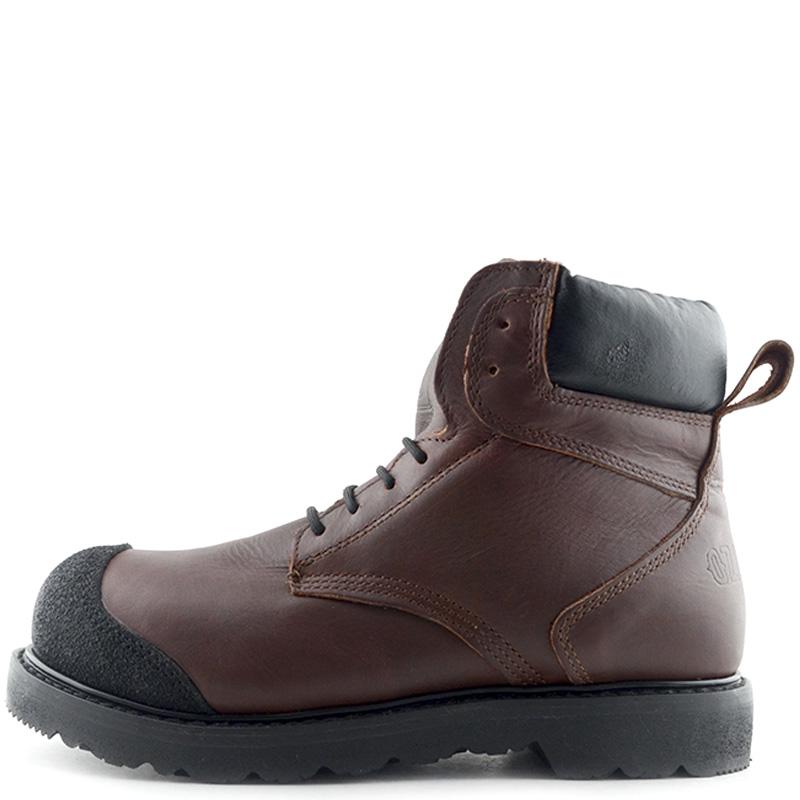 Welt 06 Fuerza botas con protección frontal