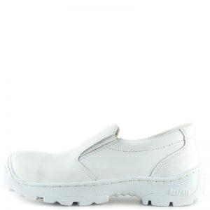 Comfort Blanco Botas ultra confortables