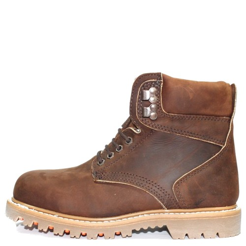 premium handmade leather boots urban lifestyle