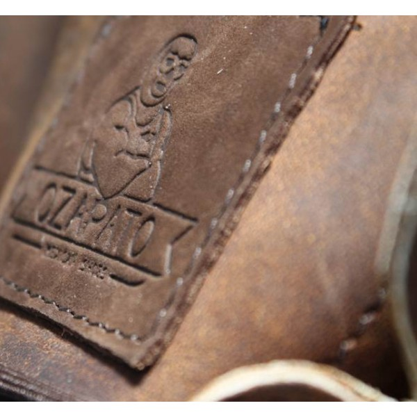 3 steps to identify full grain leather - OZAPATO