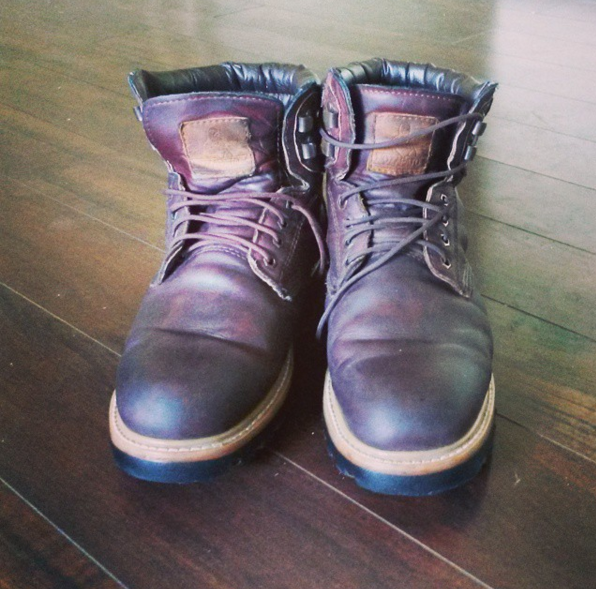 Goodyear Welt 9 months of daily use