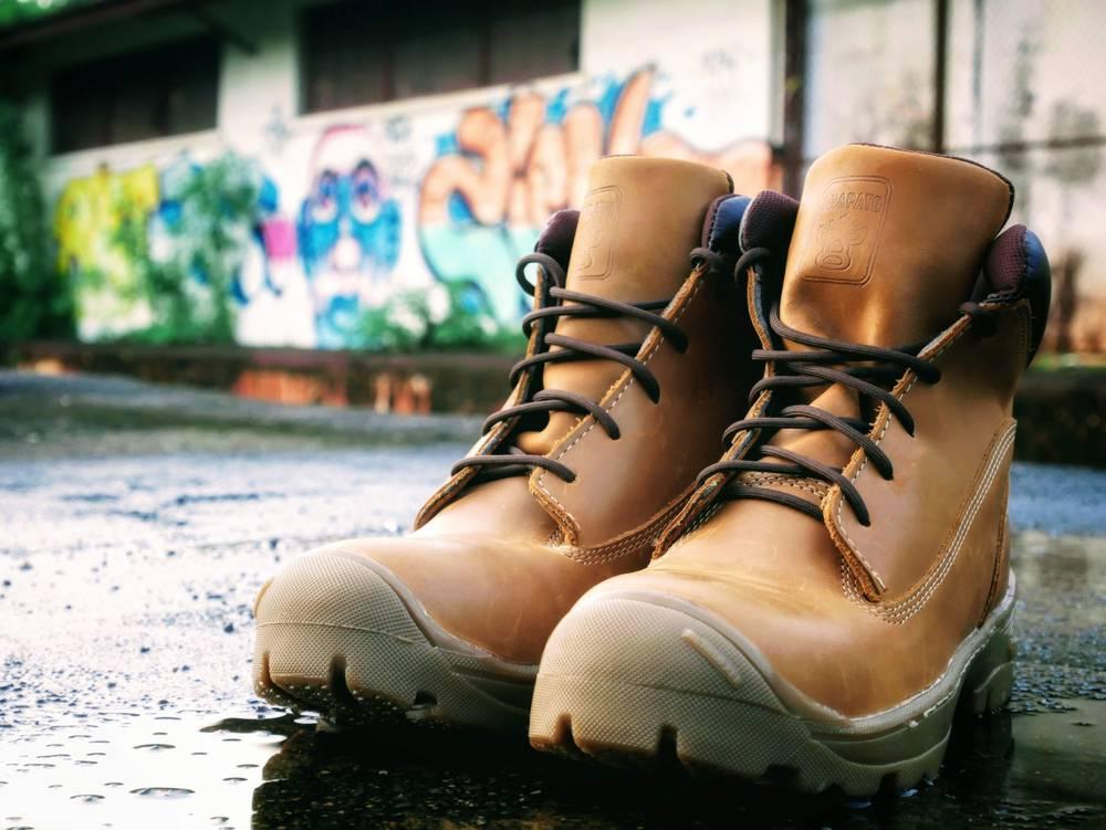 Las mejores botas de seguridad industrial OZAPATO